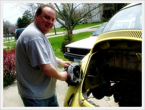 Fender Removal made easy
